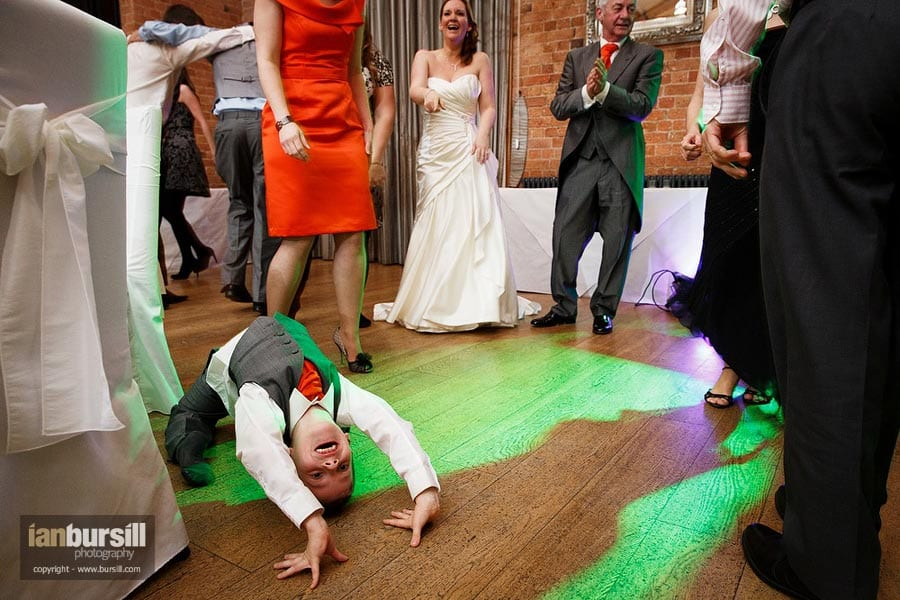 The Carriage Hall Wedding Dancing
