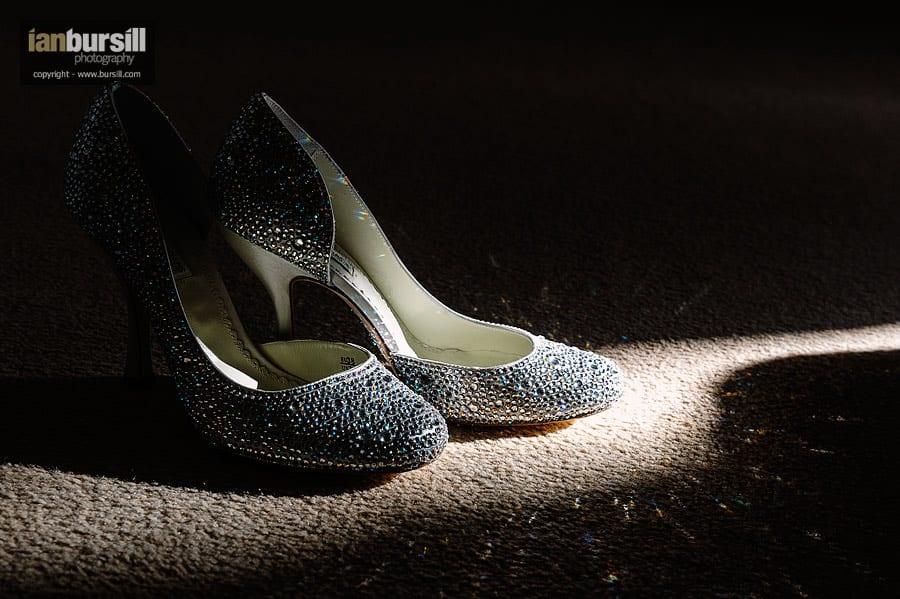 Norwood Park Wedding Shoes