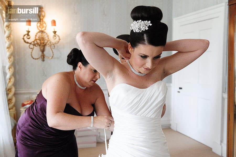 Norwood Park Bride
