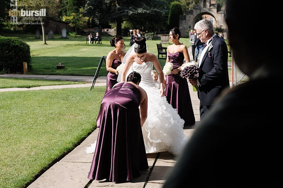 Southwell Minster Bride