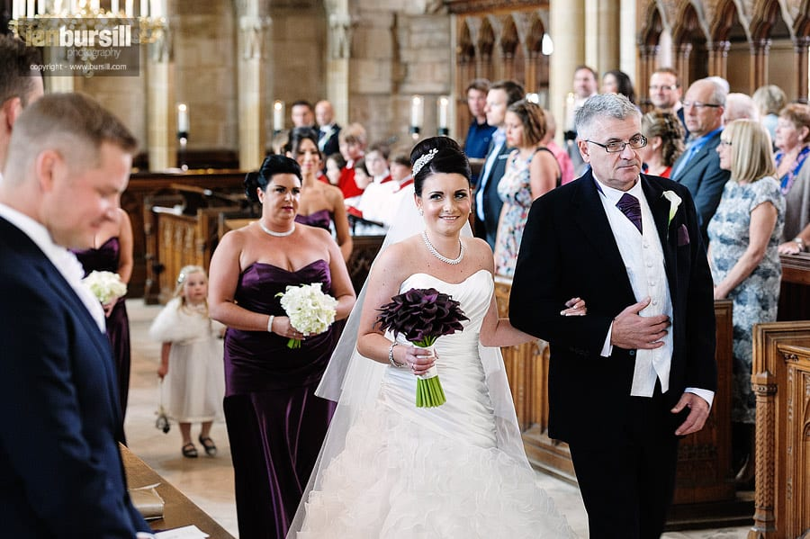 Southwell Minster Wedding Recessional