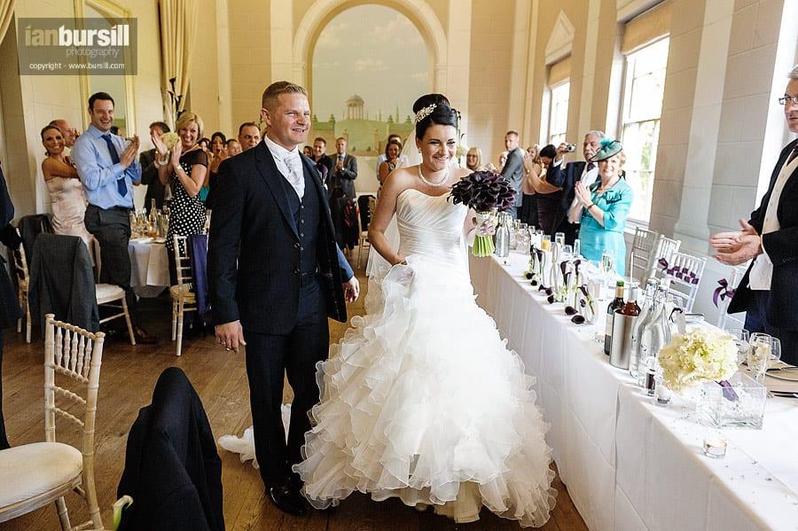 Norwood Park Wedding Reception