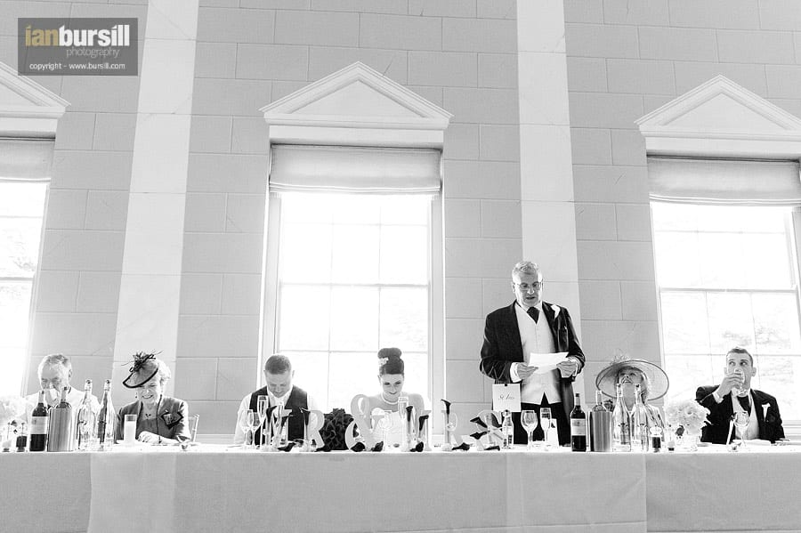 Norwood Park Wedding Speeches