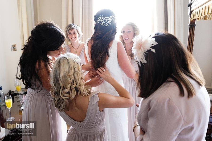 Hospitium York Bridal Preparations