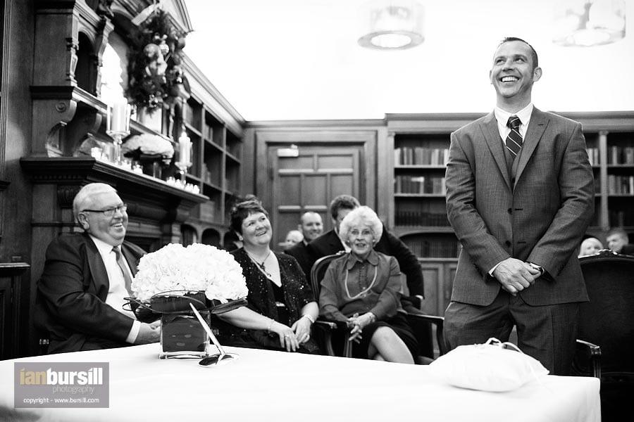 Hampton Manor Civil Ceremony