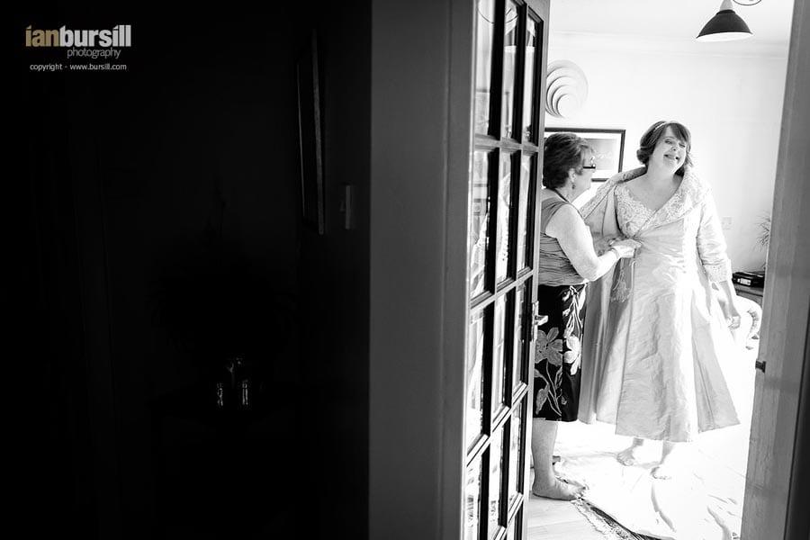 Didsbury House Hotel Wedding Preparations