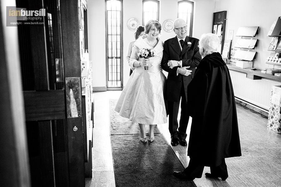 St Matthews Church Chadderton Wedding