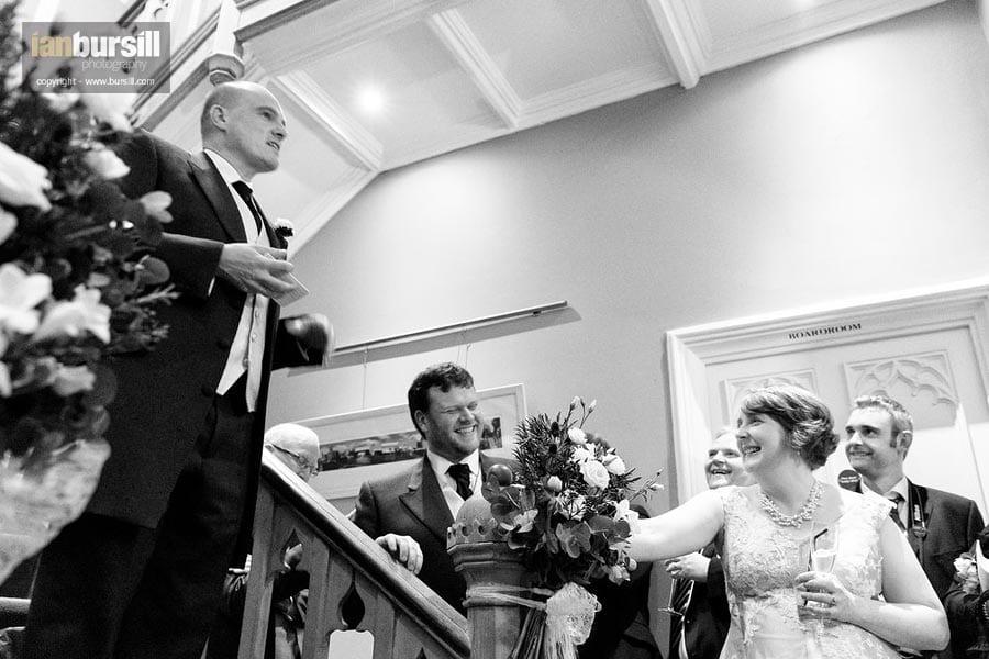 Didsbury House Hotel Wedding Speeches