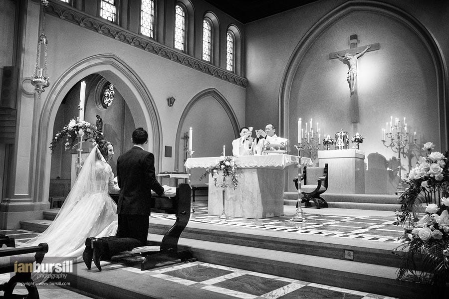 Holy Trinity Sutton Coldfield Wedding