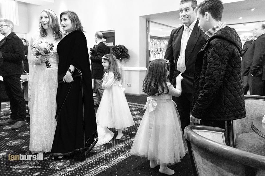 Moor Hall Hotel Wedding Reception