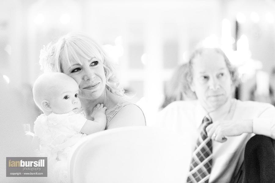 Wedding Speeches Baby