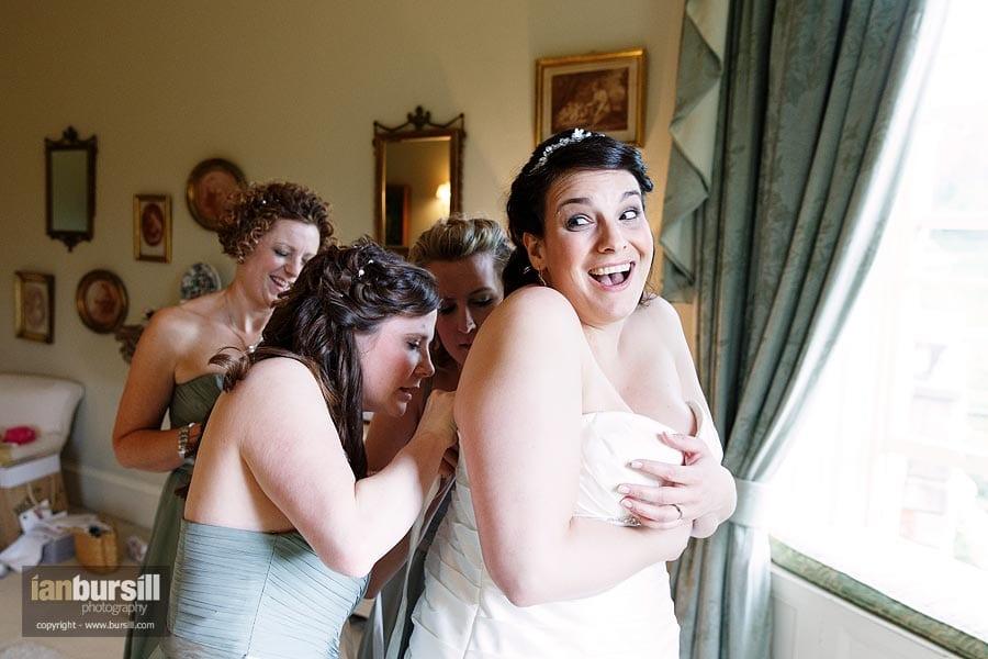 Sutton Bonington Hall Wedding – Leon & Martina