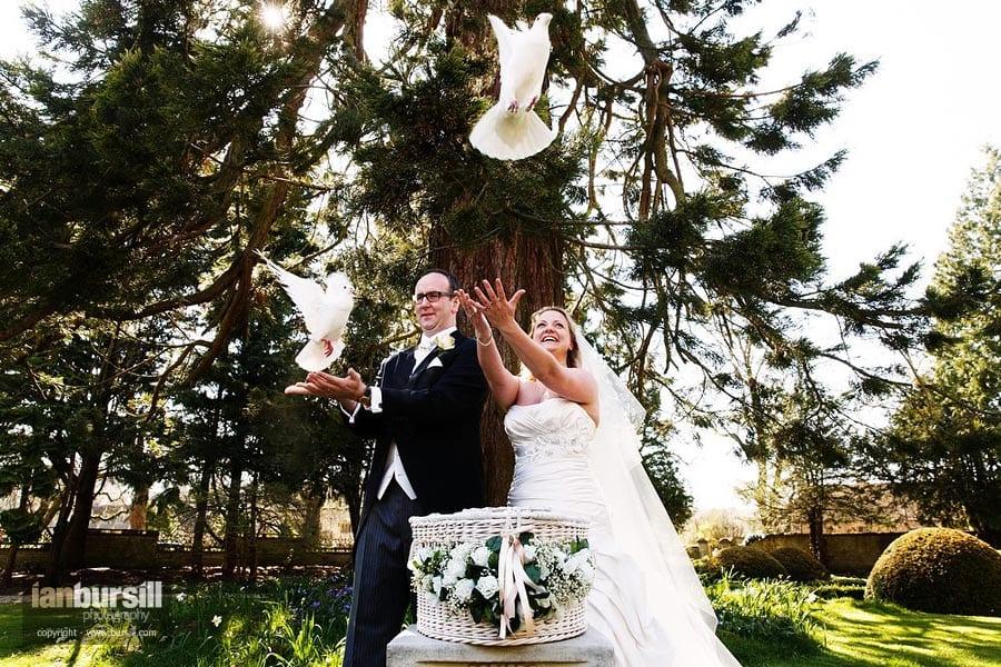 Doves of Love - Dove Release