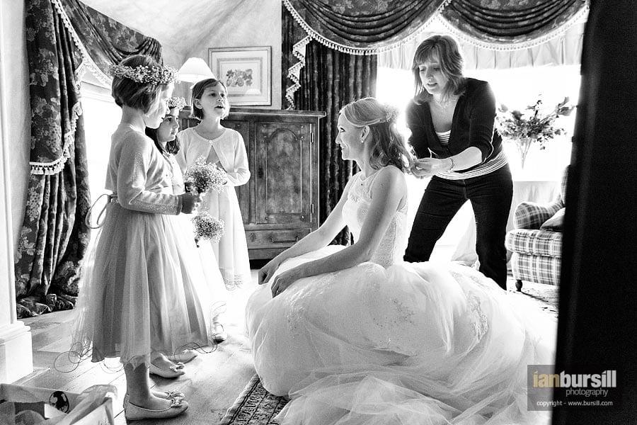Ladywood House Wedding