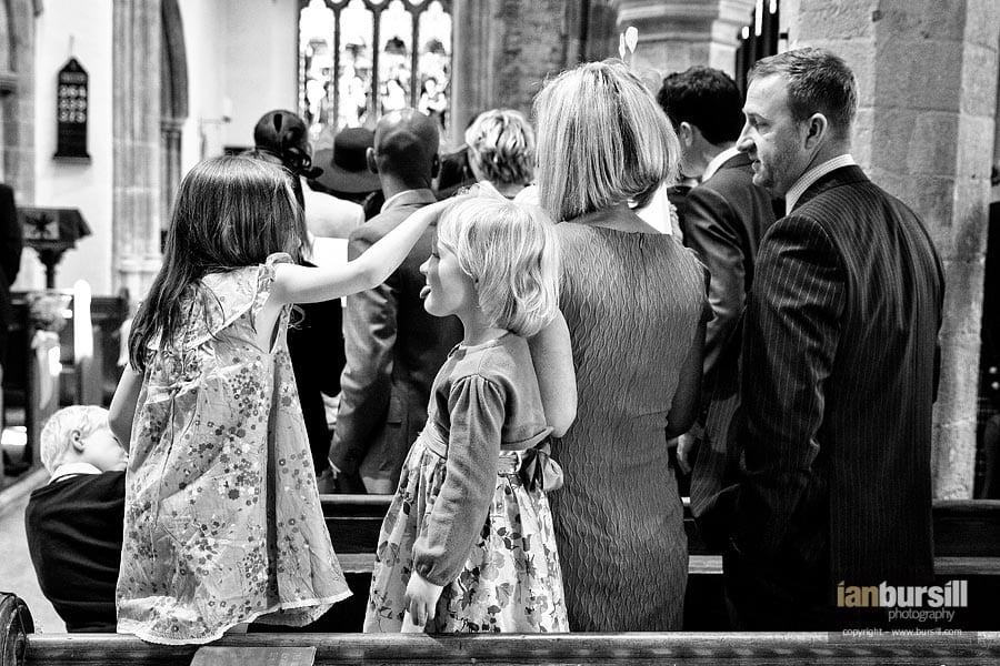 Saint Andrew's Church Brigstock Wedding