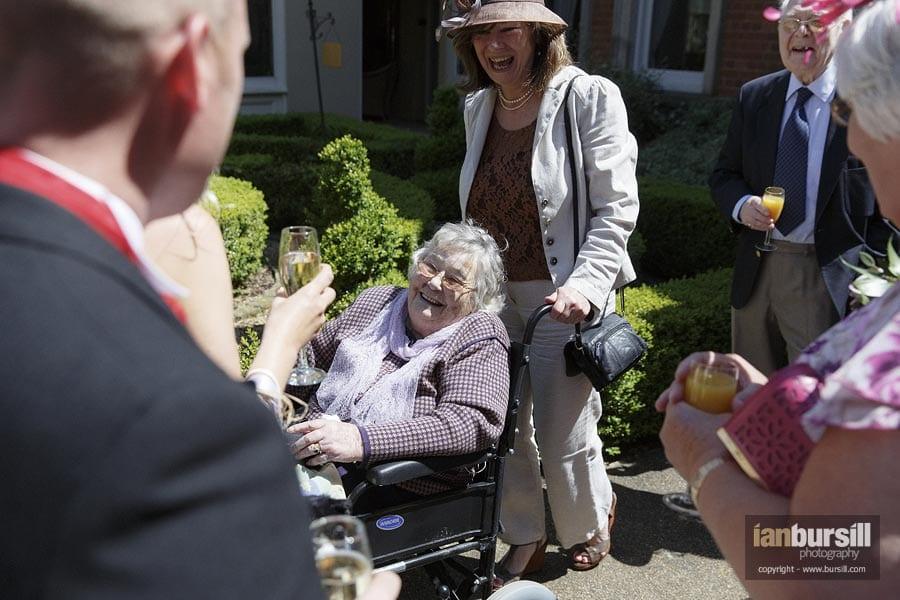 Kilworth House Wheelchair Access