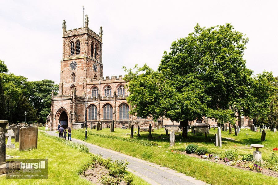 Holy Trinity Church Eccleshall
