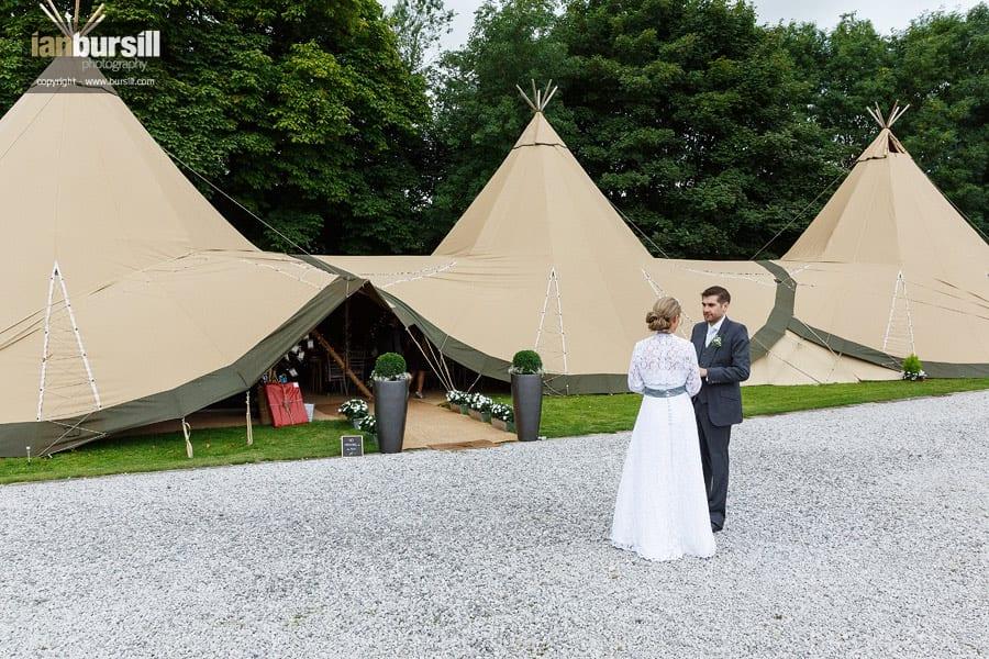 Brosterfield Farm Wedding