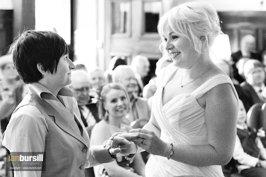 Bosworth Hall Hotel Civil Partnership | Margaret & Victoria