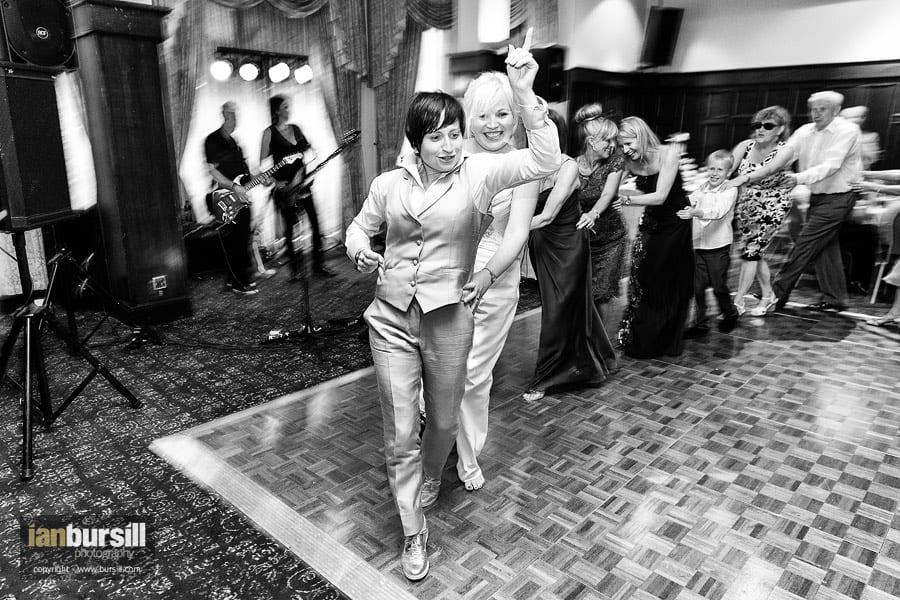 Bosworth Hall Hotel Civil Partnership
