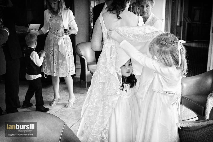 Kilworth House Wedding