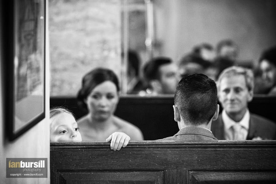 Easton Neston Church Wedding