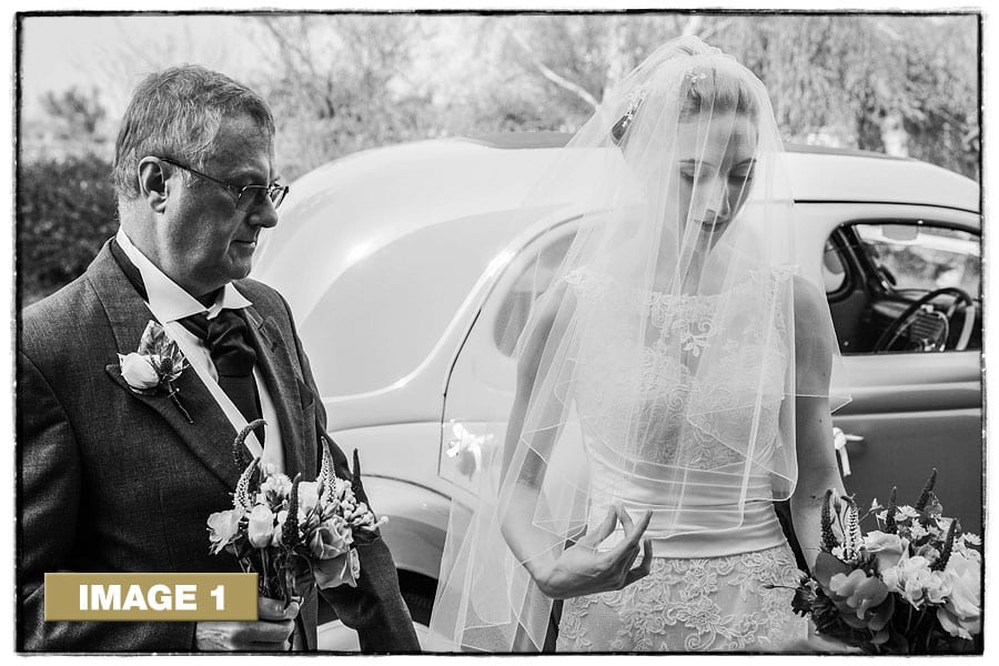 First Place - from Louise & Patrick's Prestwold Hall Wedding