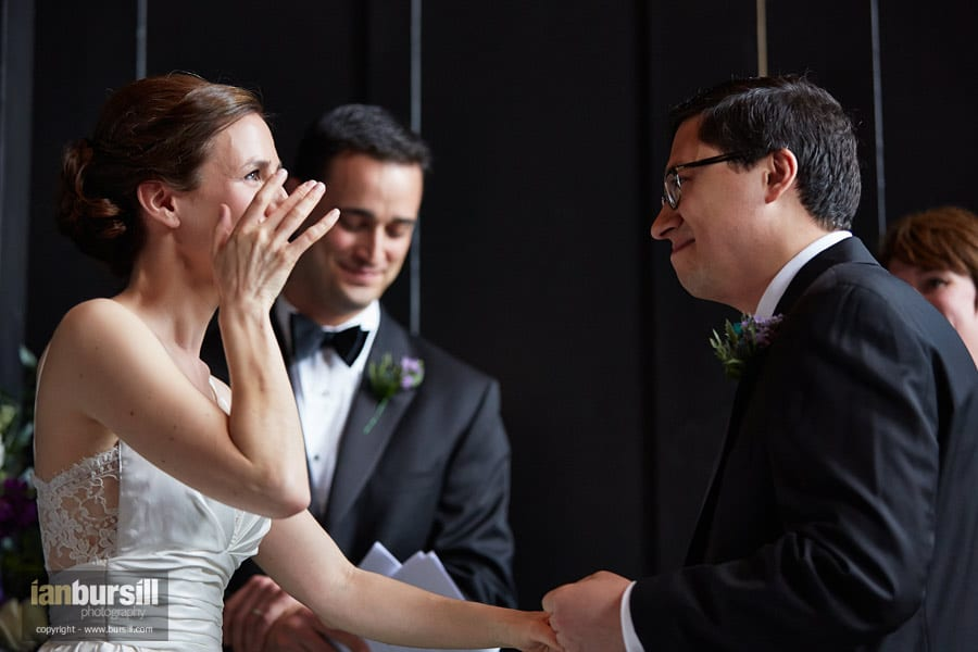 House for an Art Lover Wedding Photography - an Emotive Ceremony