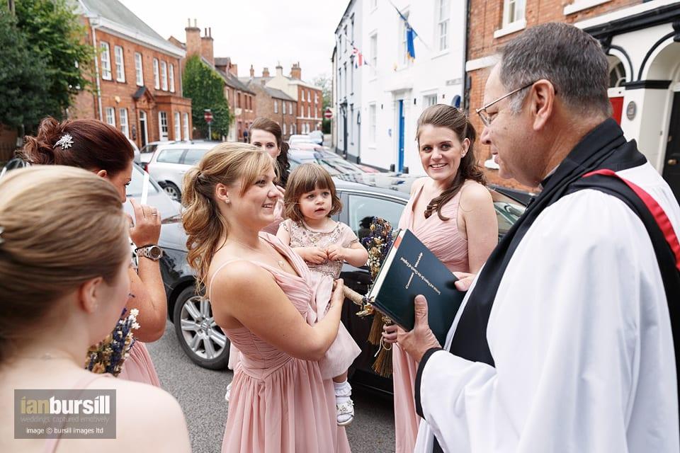 Sir John Moore Foundation Wedding - Bridesmaids