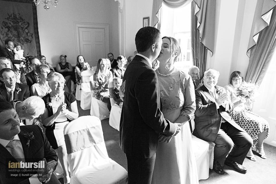 Skendleby Hall Wedding