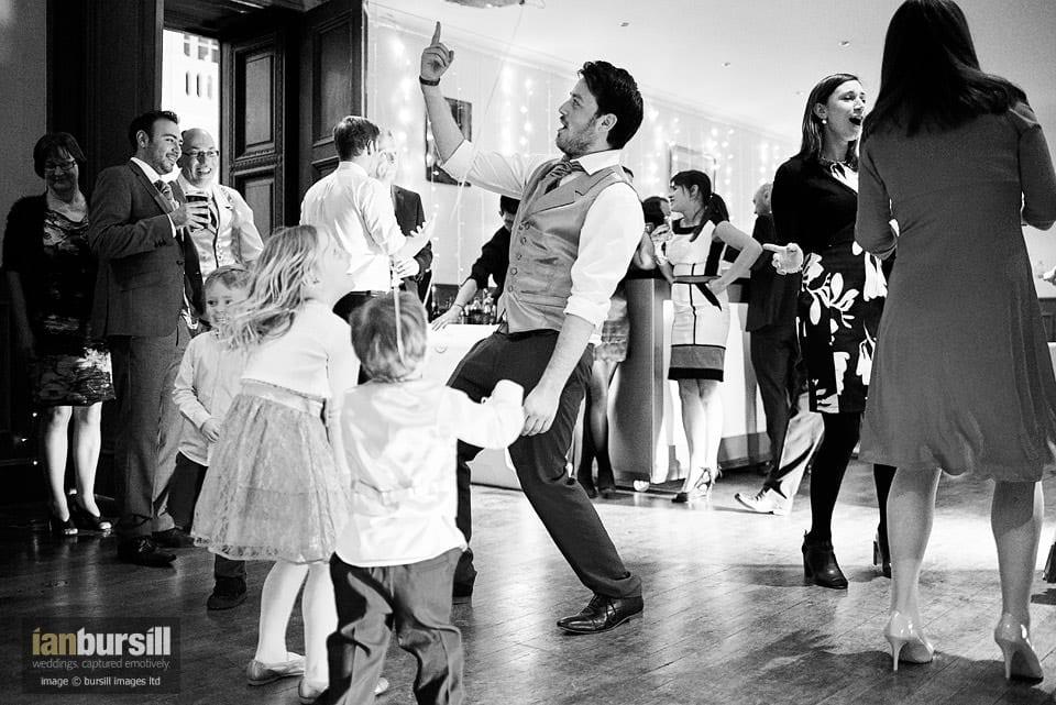 Beechwood Park School Wedding