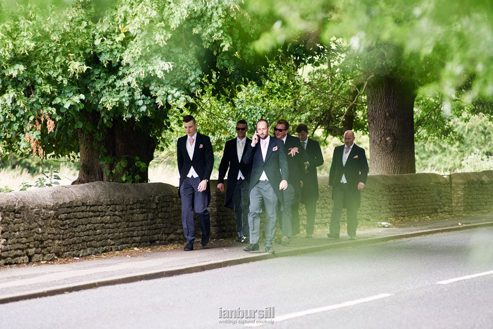 Courtyard Hotel Stanwick Wedding