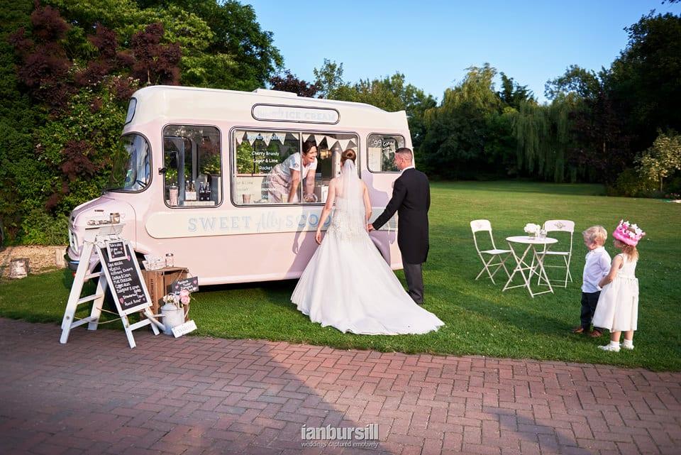 Courtyard Hotel Wedding Photography - Captured by Ian Bursill Images
