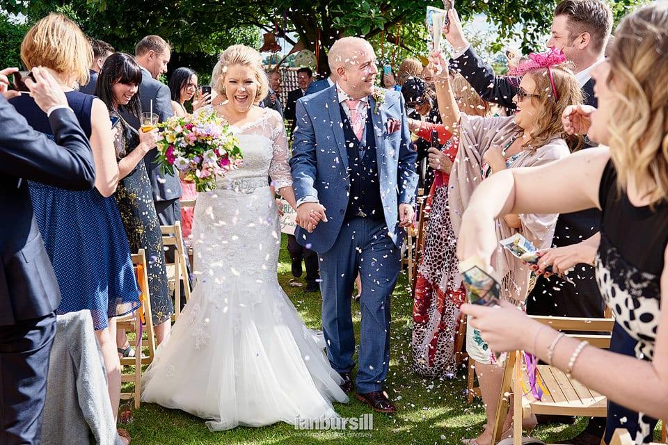 Hoby Village Hall Wedding