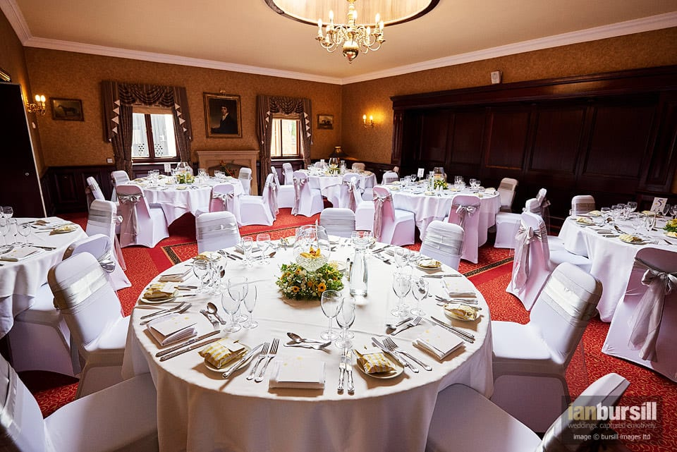 Quorn Country Hotel Wedding