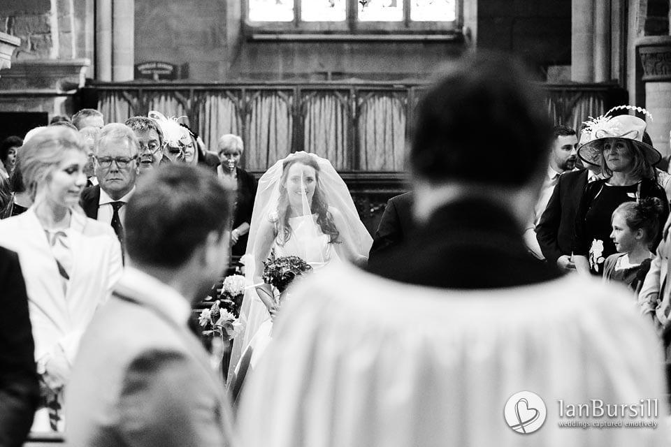 Shropshire Yurt Wedding