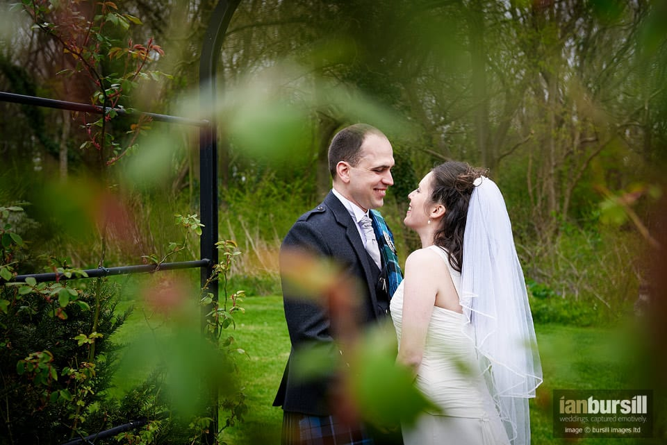 Springtime Ladywood Estate Wedding