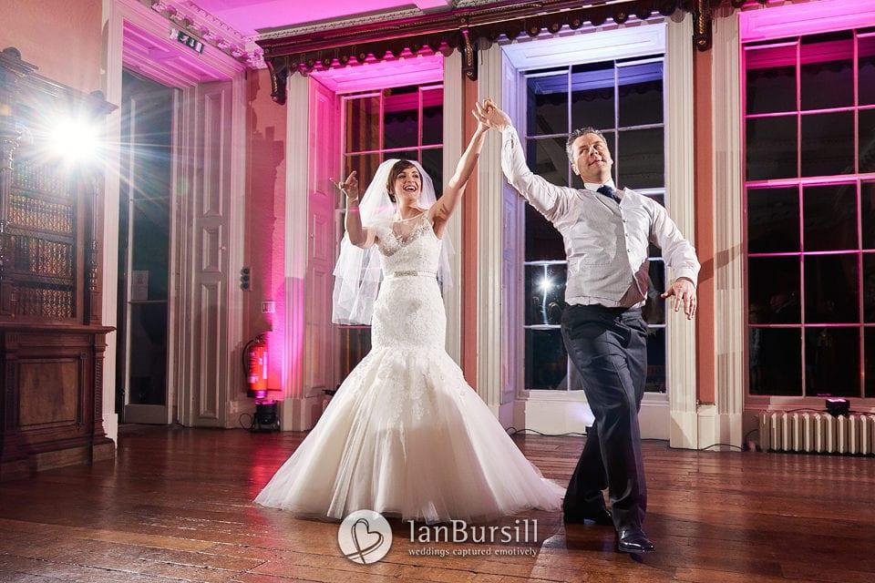 Springtime Prestwold Hall Wedding