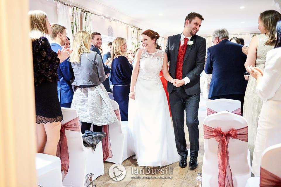 Hadlow Manor Hotel Wedding | Kent – Jackie and David