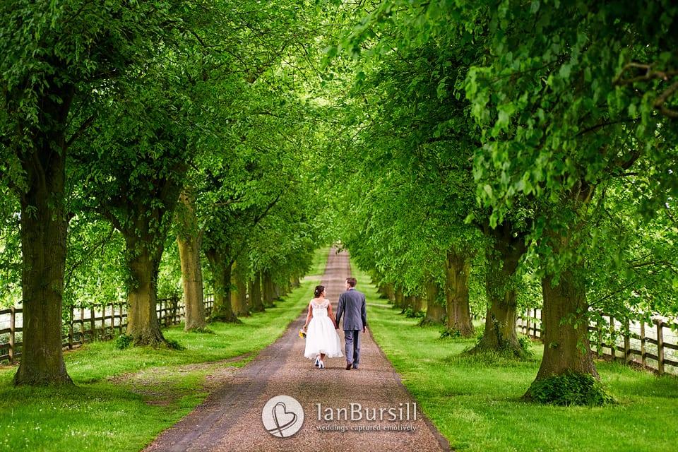 Notley Abbey Wedding Photography - Captured by Bursill Photos