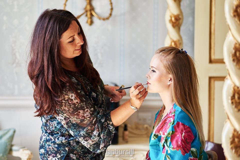 Rachel Liney Hair and Makeup