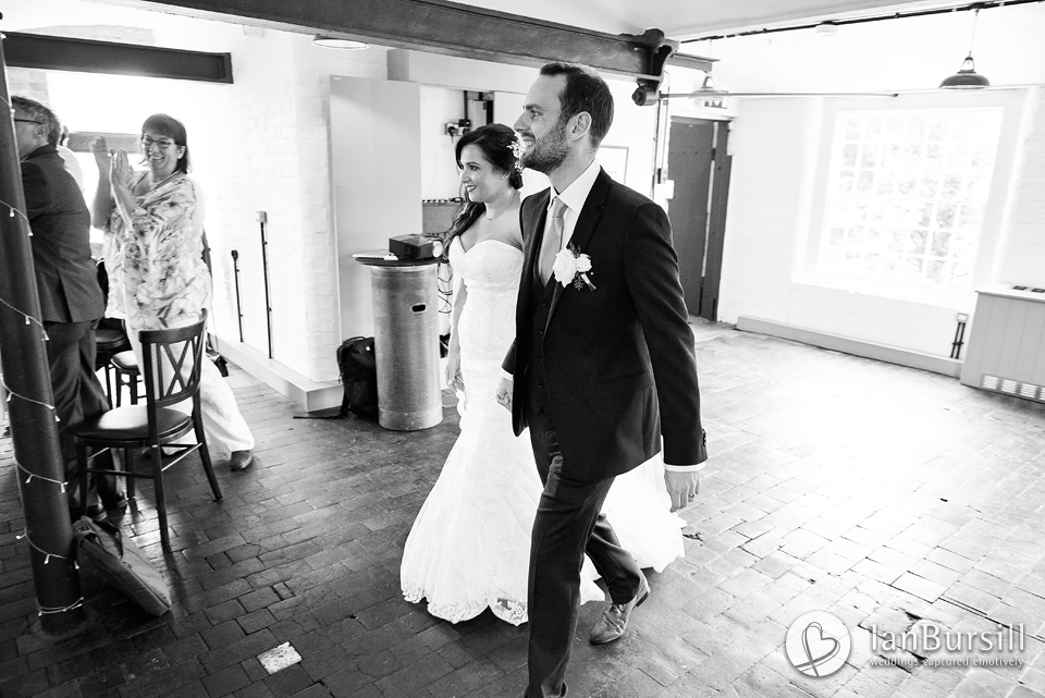 West Mill Derby Wedding