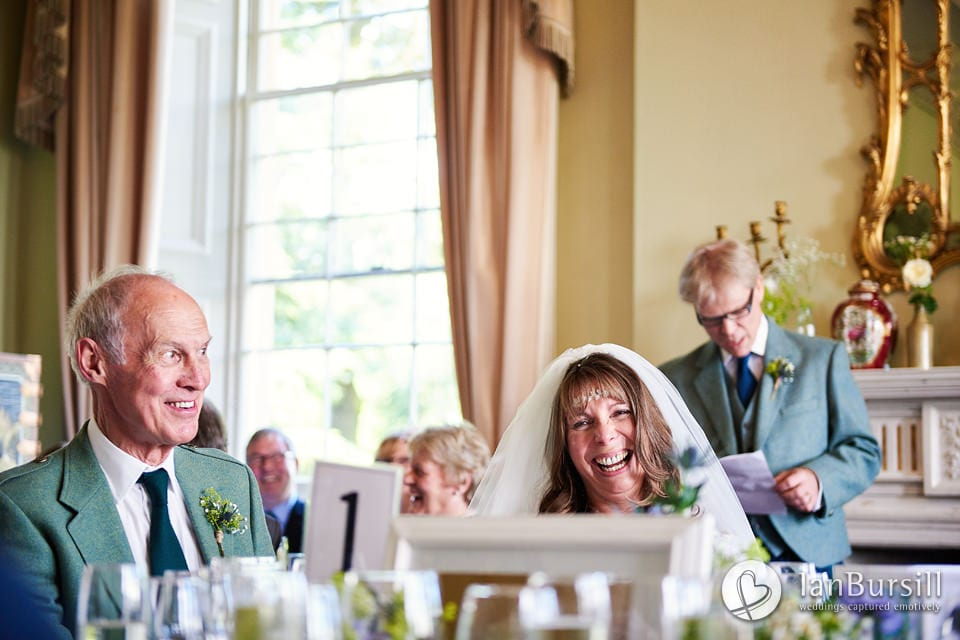 Prestwold Hall Wedding Photography