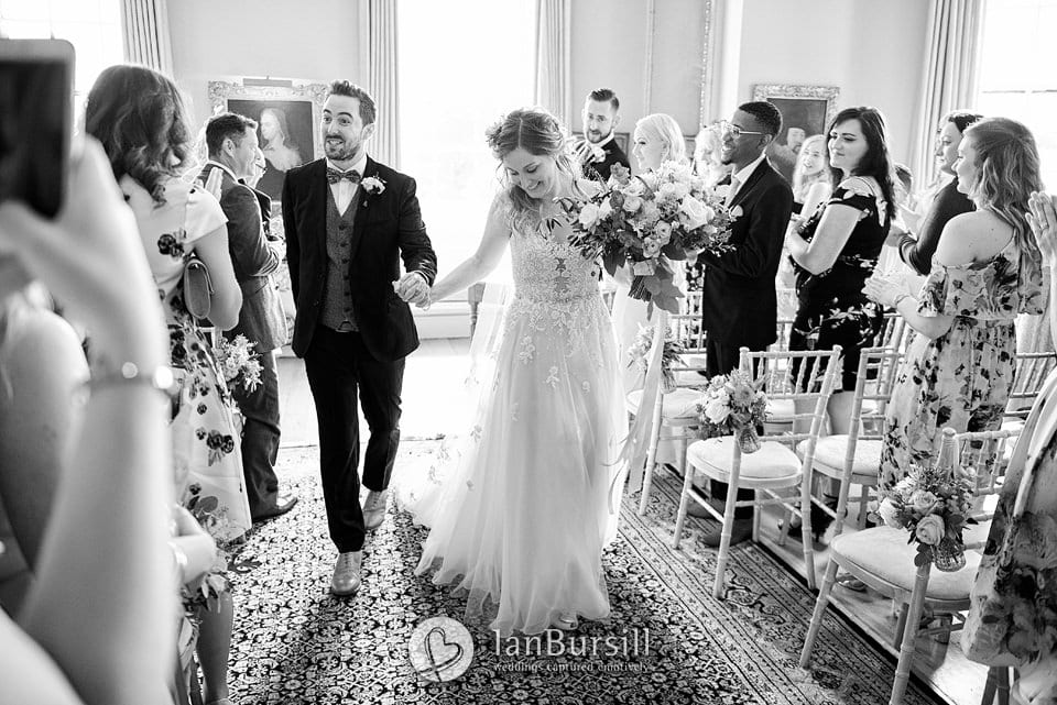 Norwood Park Wedding Photography -Southwell, Notts - Sophie & Chris
