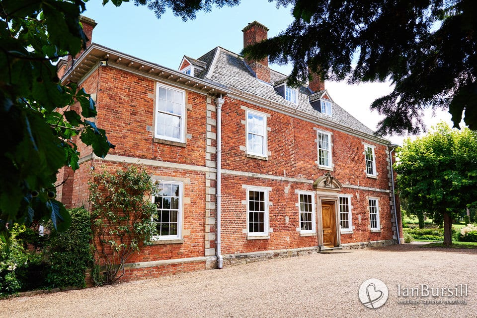 Sutton Bonington Hall - Wedding Venue - Loughborough, Leics - Exterior View