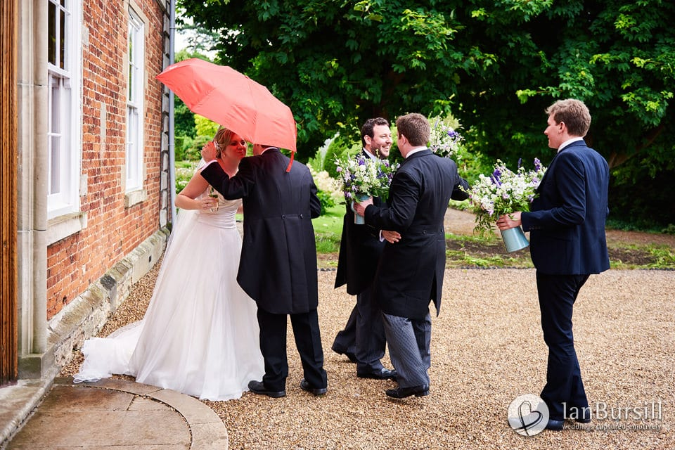 Sutton Bonington Hall Wedding Photography, Loughborough, Leics - Ian Bursill