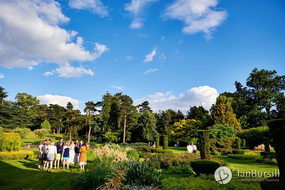 Sutton-Bonington-Hall-Late-Summer-Evening