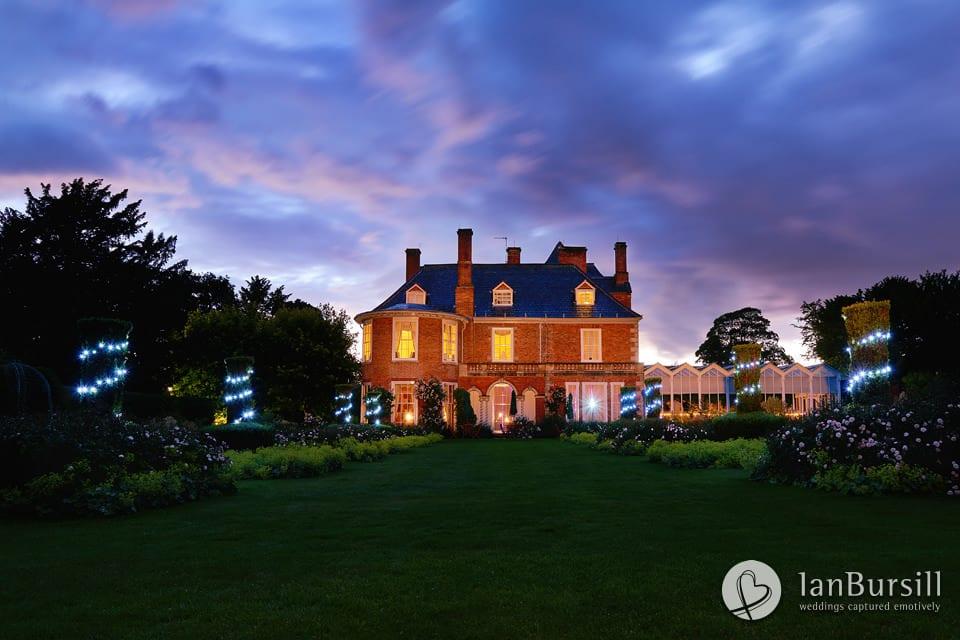 Sutton-Bonington-Hall-The-Hall-At-Twilight