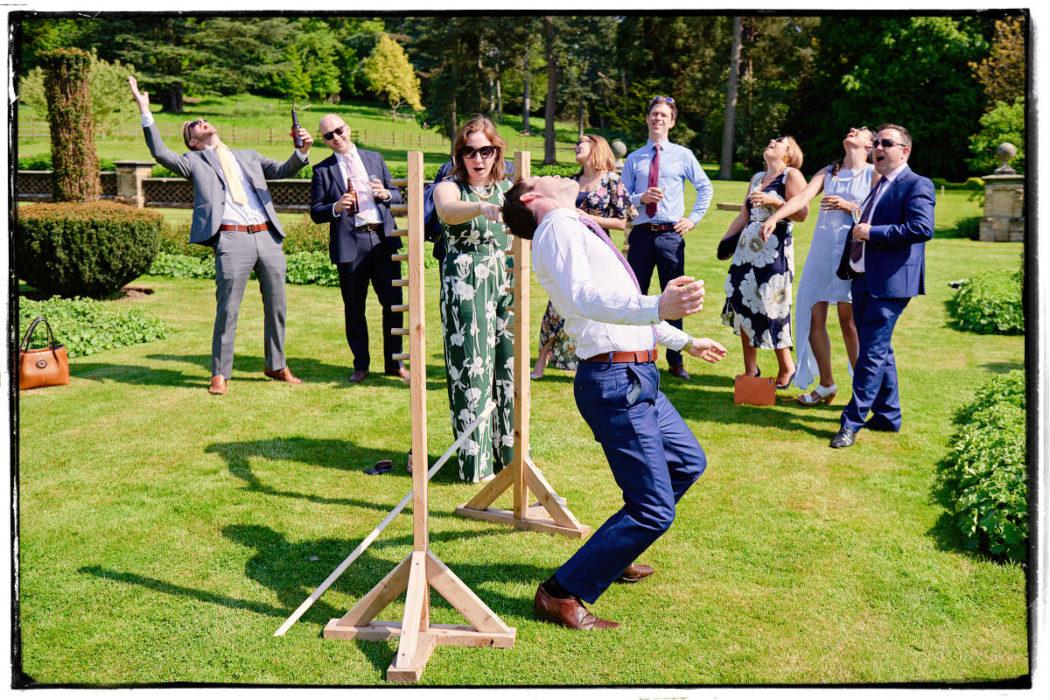 Sutton Bonington Hall Wedding Reception