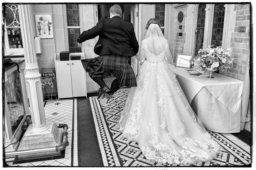 Kilworth House Wedding Ceremony